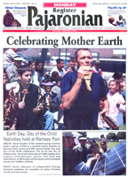 Celebrating Mother Earth. Register Pajaronian. April 23, 2007.